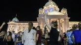 Protest studenata: Noćna šetnja zbog najave iseljenja iz domova