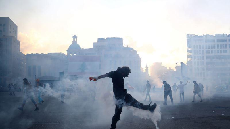 Protest u Bejrutu