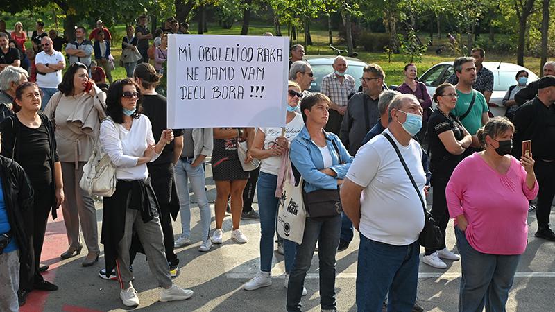 Protest u Boru – tražimo da kompanija Ziđin poštuje zakone Srbije