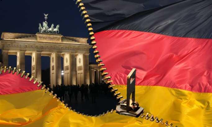Protesti i kontraprotesti širom Nemačke