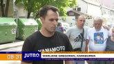 Protesti na Karaburmi se nastavljaju do daljeg VIDEO