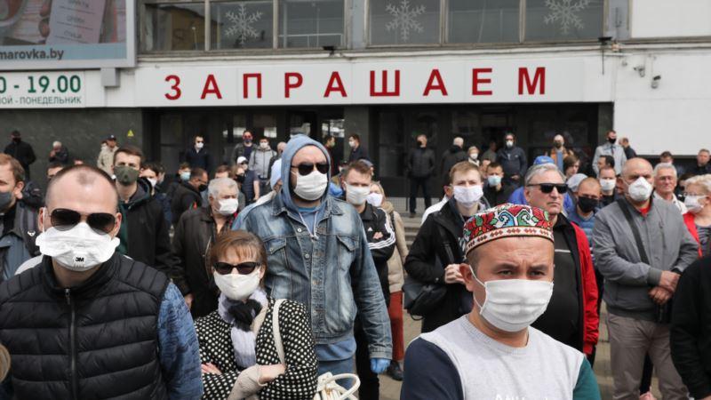 Protesti porotiv Lukašenkove šeste utrke za predsjednički mandat