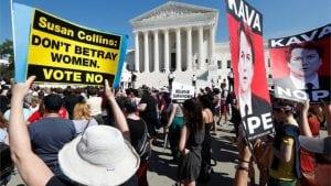 Protesti protiv Kavana u Njujorku i Vašingtonu, uhapšeno više stotina ljudi