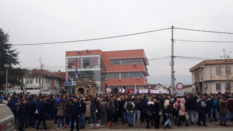 Protesti protiv taksi, Priština tvrdi da nisu usmerene protiv Srba