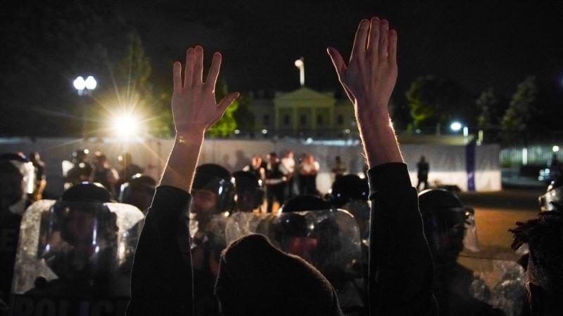 Protesti se šire Amerikom, demonstracije i ispred Bele kuće