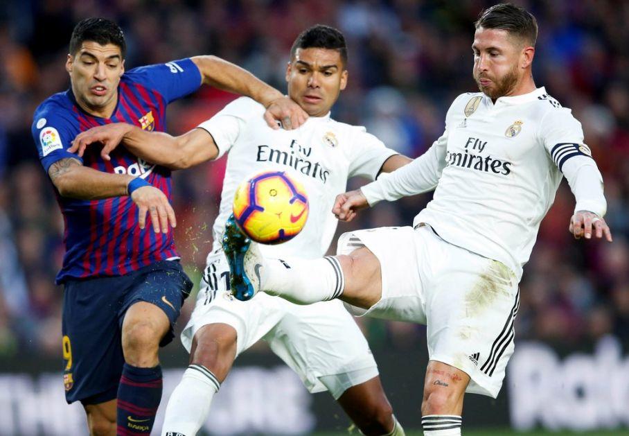 Real i Barsa odbili zamenu domaćinstva El Klasika