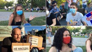 """Protesti u Beogradu: """"Nije ovo zbog novih mera – to je kap koja je prelila čašu, ali ne može da se živi ovako"""""""