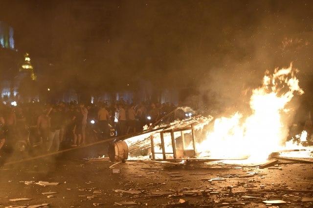 Protesti u Libanu: Dvoje poginulo, desetine povređeno VIDEO