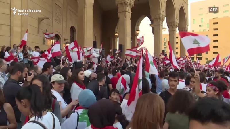Protesti u Libanu: Ne želim da idem iz zemlje