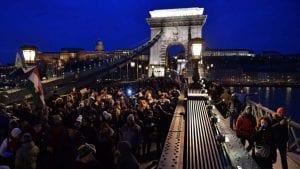 Protesti u Mađarskoj zbog zakona o radu