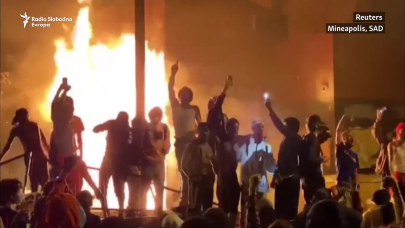 Protesti u Mineapolisu