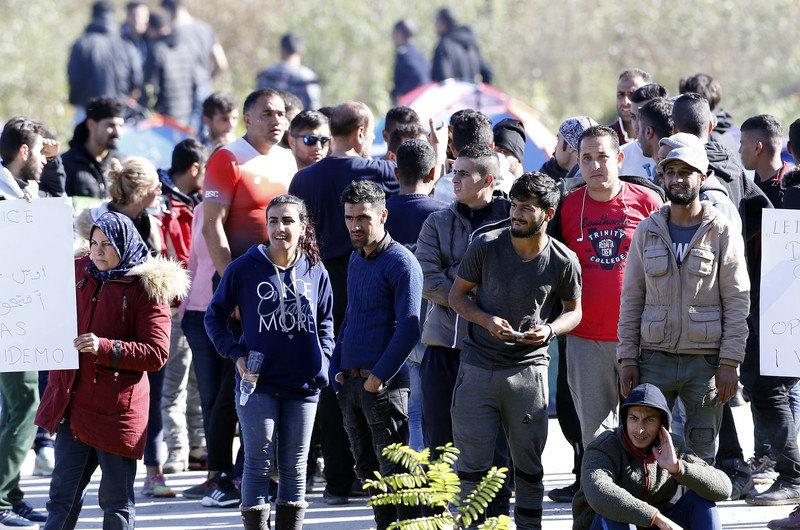 Protesti u Velikoj Kladuši zbog eskalacije migrantske krize
