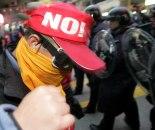 Protestima u Hongkongu pridružili se nastavnici