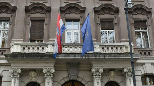 Protestna nota Hrvatske zbog otkrivanja spomen-ploče Mladenu Bratiću