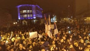 Protestna okupljanja građana i u drugim gradovima (VIDEO)