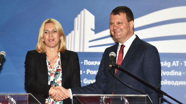 Protokol o saradnji između Vojvodine i Republike Srpske