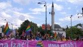 Prva Povorka ponosa u Sarajevu: Neka ljubi ko god koga hoće