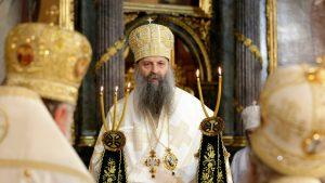 Prva Vaskršnja poslanica patrijarha Porfirija