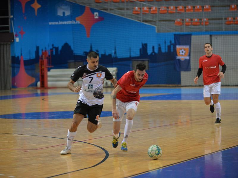 Prva futsal liga: Nišlije igraju kod kuće, Vranjanci gostuju Ekonomcu