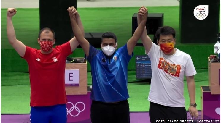 Prva medalja za Srbiju - Mikec osvojio srebro u disciplini vazdušni pištolj