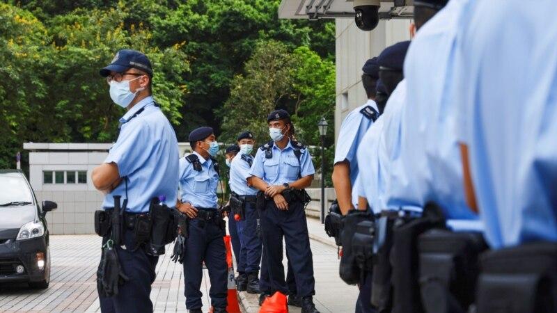 Prva osoba osuđena po novom zakonu u Hong Kongu