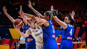 Prva pobeda naših košarkašica na šampionatu Evrope