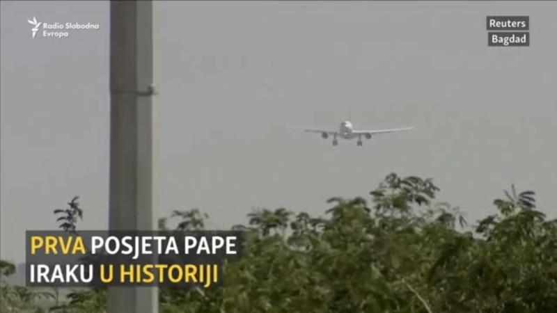Prva posjeta pape Iraku u historiji