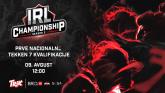 Prve IRL Tekken 7 kvalifikacije za 12. IeSF prvenstvo su odmah iza ugla  prenos 09.08. od 12h