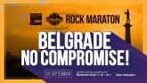 Prvi Rok maraton na Banovom brdu: 8 sati rok muzike na Belgrade no compromise