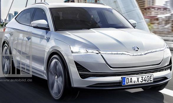 Prvi Škodin električni SUV stiže 2020. godine