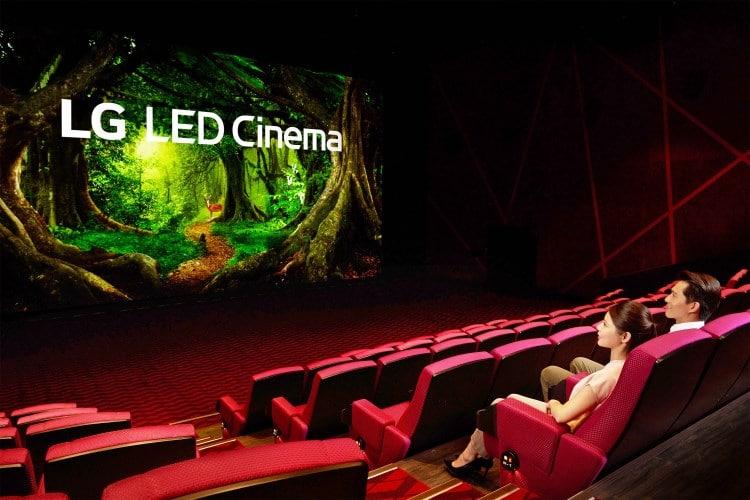Prvi bioskop sa LG LED bioskopskim ekranom