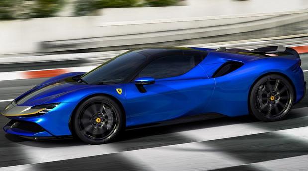 Prvi električni Ferrari potvrđen za 2025. godinu