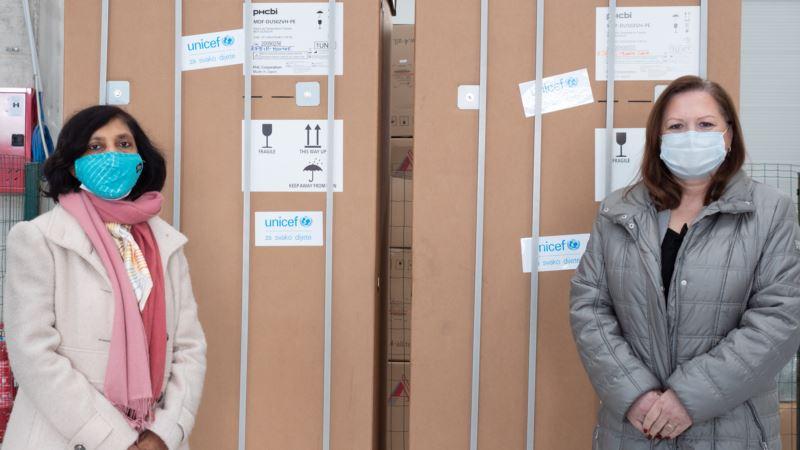 Prvi frižideri ultrahladnog lanca stigli u Bosnu i Hercegovinu