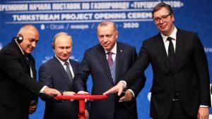 Prvi gas iz Turskog toka na proleće u Srbiji