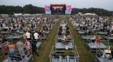 Prvi koncert sa socijalnom distancom: Da li je ovo budućnost ovakvih okupljanja? FOTO/VIDEO