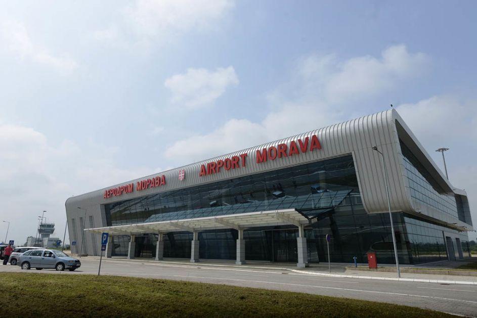 Prvi letovi sa Morave u decembru