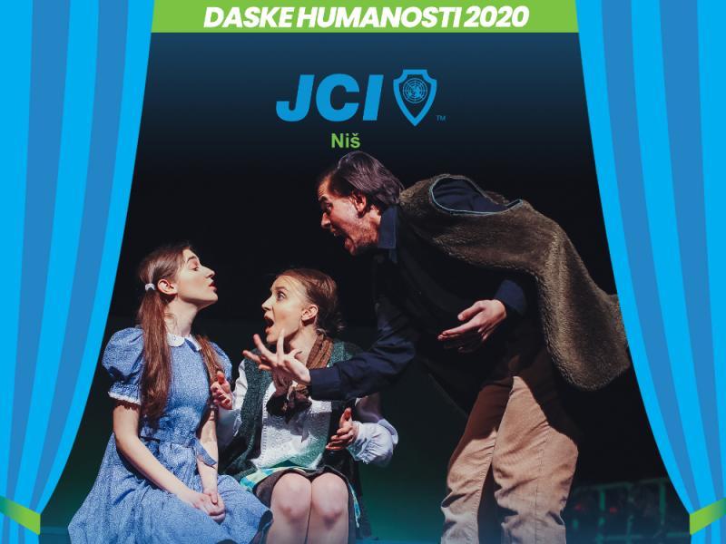 Prvi pozorišni festival Daske humanosti za pomoć Dečijoj klinici