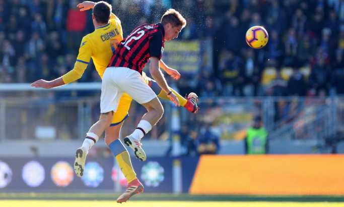 Prvi put posle 1984. Milan bez gola na četiri meča Serije A