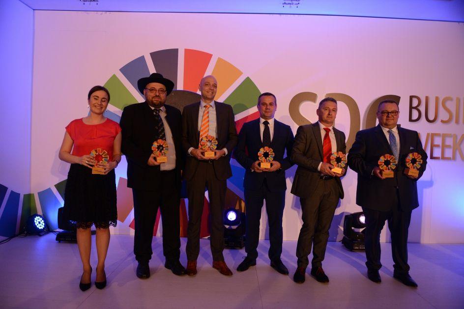 Prvi put proglašeni B-H biznis lideri održivog razvoja