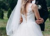 Prvi put su se poljubili posle tri godine i to na svom venčanju