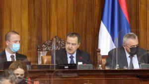 Prvi sastanak o dijalogu vlasti i opozicije u ponedeljak