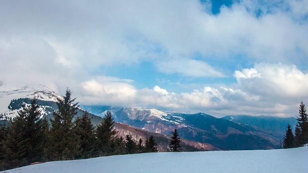 Prvi skijaši na Staroj planini 13. decembra