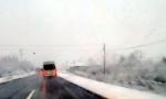 Prvi sneg pao i u Beogradu: Temperatura u minusu, i narednih dana mraz u Srbiji (FOTO)