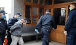 Prvi snimci Malčanskog berberina ispred Višeg suda u Nišu: Na suđenje došli otac i majka (FOTO+VIDEO)