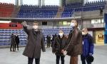 Prvi snimci iz hale Čair u Nišu: Kineski stručnjaci nadgledaju opremanje smeštaja za obolele od korone (FOTO+VIDEO)