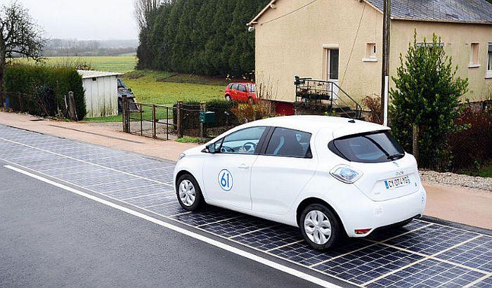 Solarni put u Francuskoj