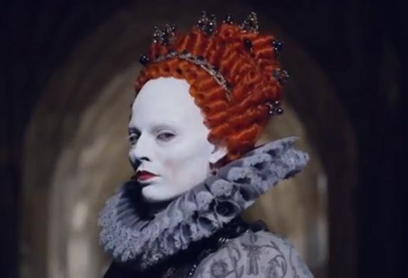 Prvi trejler: Film Marija Stjuart kraljica Škotske! (VIDEO)
