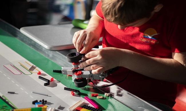 Prvo Lego takmičenje u Srbiji: Robotika i bolja budućnost