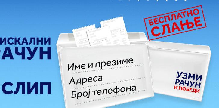 Nagradna igra Uzmi račun i pobedi: Dobitnik stana iz Bačinaca, dva automobila idu u Novi Sad