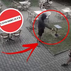 Pucao mu U KOLENA zbog neraščišćenih računa! Detalji pucnjave u Čačku: Mladić mislio da napadač BLEFIRA, pa ranjen krenuo da BEŽI (VIDEO)